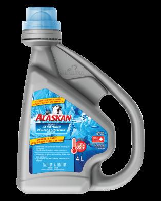 Alaskan Liquid Ice Preventer - Liquid ice melter Canada