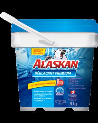 Alaskan Chaudière de déglacant premium 8KG