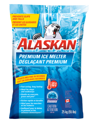 Alaskan Premium Ice melter bag 25kg