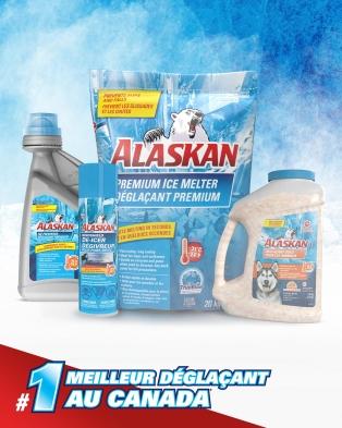 Déglaçant Premium Alaskan® en sac