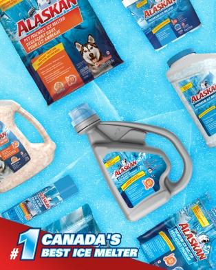 Alaskan® Ice Preventer