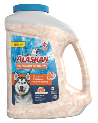 Alaskan Pet Friendly Ice Melter Jug