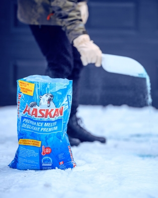Alaskan® Premium Ice Melter Bag