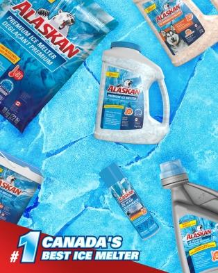 Alaskan Premium Ice Melter Jug