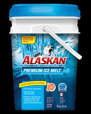 Alaskan Premium ice melter pail 15kg