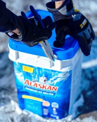 Déglaçant Premium Alaskan® en chaudière 15kg