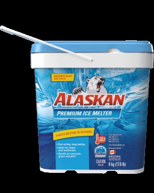 Alaskan Premium ice melter pail 8kg
