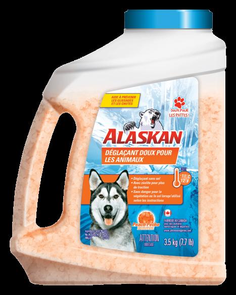 Alaskan Déglaçant doux pour les animaux