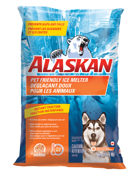 Alaskan Pet Friendly Ice Melter bag