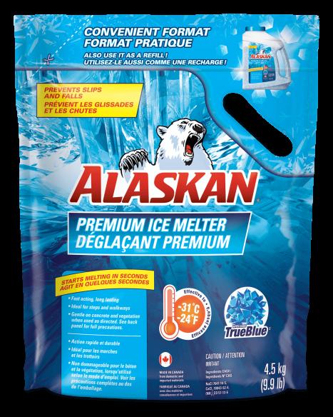 Alaskan Recharge de déglaçant Premium