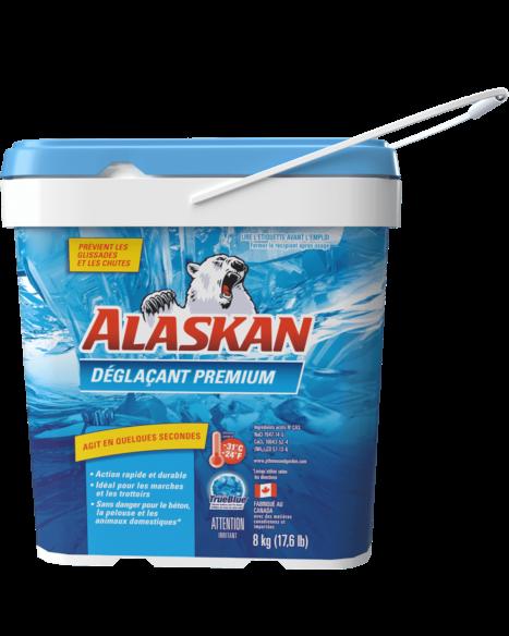 Déglaçant Premium Alaskan® en chaudière 8kg