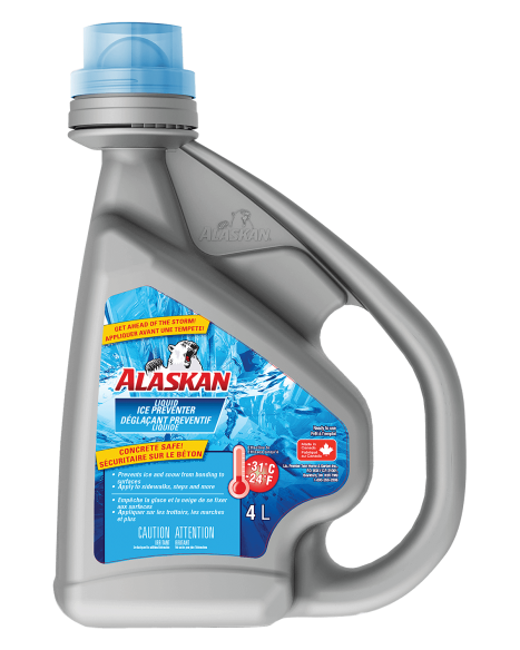 Déglaçant préventif Alaskan®
