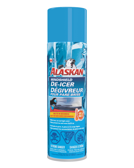 Alaskan® Windshield De-Icer 445g